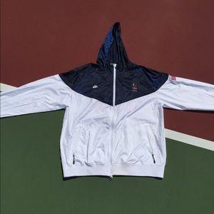 Nike Team USA Windbreaker